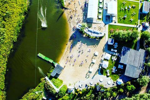 Lake Park Wilanów (PL)